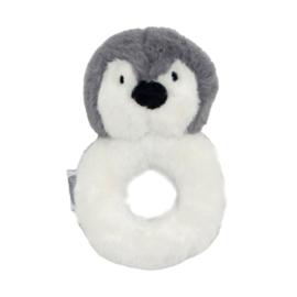 Jollein Rassel Pinguin Grau