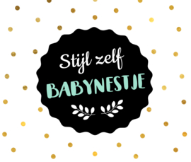 Babynest samenstellen  | Nature collectie