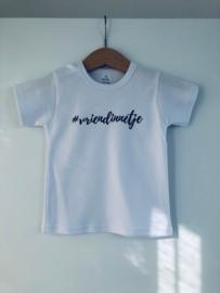 T-shirt | Vriendinnetje