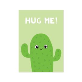 Kaart Hug Me