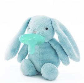 MiniKOiOi Sleep buddy konijn blauw