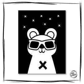 Poster Buddy | Zwart