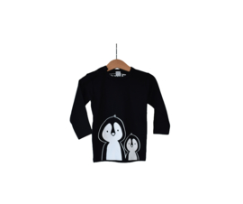 T-shirt Pinguin | maat 92