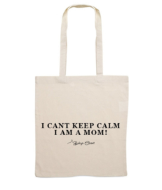 Canvas tas | I can't keep calm
