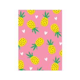 Kaart Pineapple