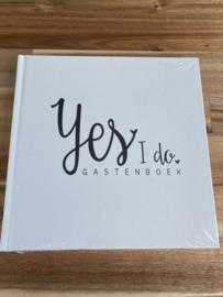 Yes I do gastenboek