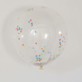 Confetti ballon Color Clash