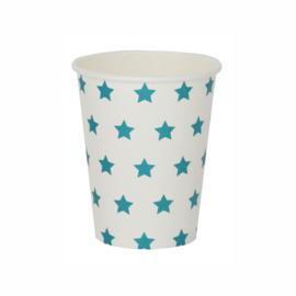 Beker Blue Stars