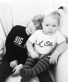 Lil Sis / Big Bro