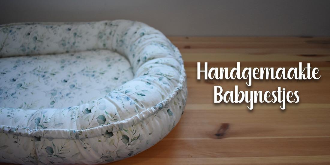 handgemaakte babynestjes