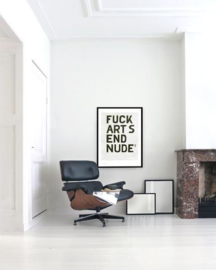 Poster Fuck Art Send Nudes van My Deer Art in 30 x 40 cm