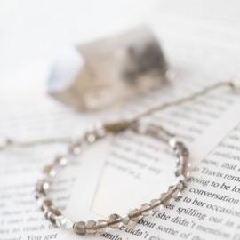 Majestic rookkwarts/smokey quartz zilver, A Beautiful Story