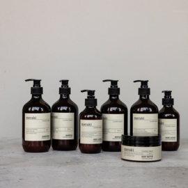 Bodylotion van Meraki in de geur Northern Dawn