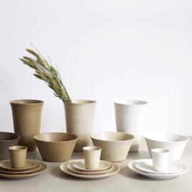 Coffee cup van Studio Ro-Smit, kleur beige-bruin