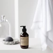 Exfoliating soap van Meraki in de geur Northern Dawn