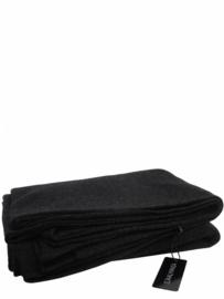 sjaal cosy casual van sjaal mania in black melee