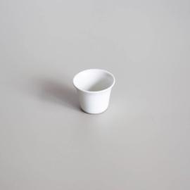 ristretto mokje van Studio RoSmit, kleur wit