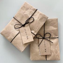 Paperbox klein van Siwa in beige