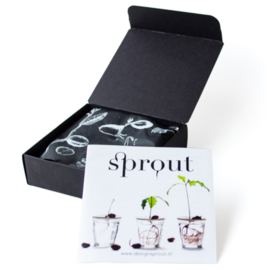 Kweekschotel van Sprout  Grow Up in maat small