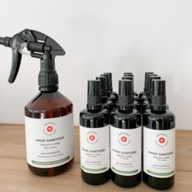 desinfecterende handspray met rozemarijn en lavendel, 500 ml