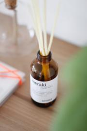 Geurstokjes/diffuser van Meraki in de geur Nordic Pine