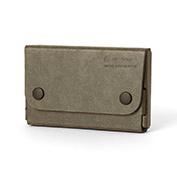 PS card case pasco, zwart/antraciet