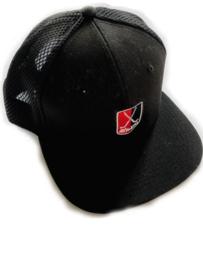 AH&BC Cap - Trucker cap met mesh - zwart
