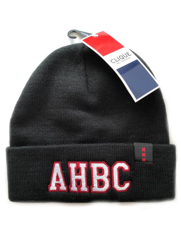 AH&BC Muts - grijs / zwart