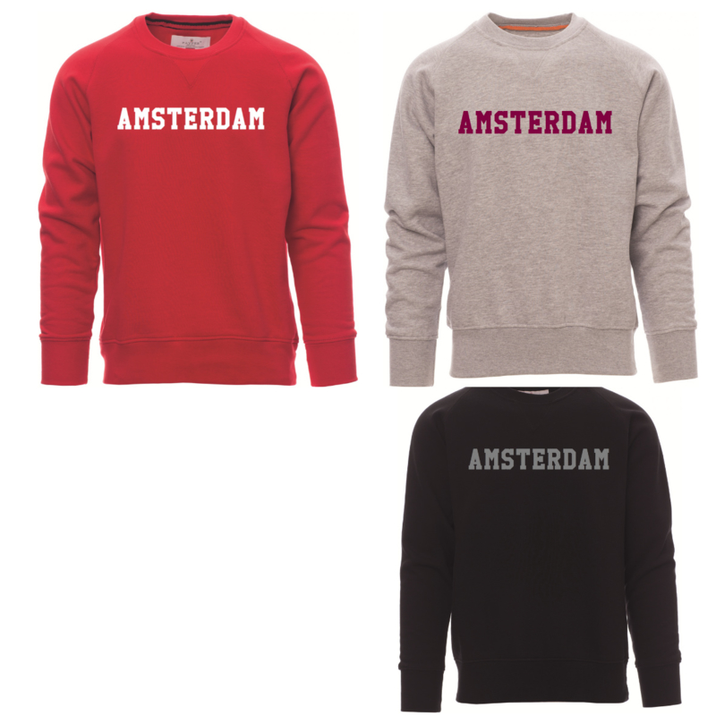 AMSTERDAM - Heren - Sweater