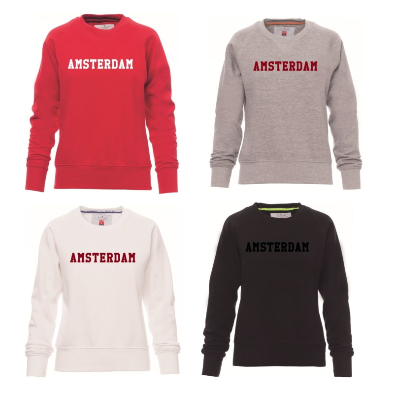 AMSTERDAM - Dames - Sweater