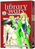 LIBRARY WARS LOVE & WAR 01