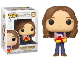 Pop! Movies: Harry Potter - Holiday Hermione Granger
