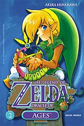 LEGEND OF ZELDA 05 Oracle of Ages