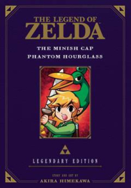 LEGEND OF ZELDA LEGENDARY ED 04 MINISH CAP & PHANTOM THIEF