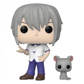 Pop! Animation: Fruits Basket - Yuki Sohma with Rat (Specialty Series)