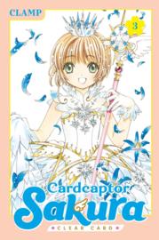 CARDCAPTOR SAKURA CLEAR CARD 03