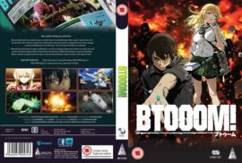 BTOOOM DVD COMPLETE SERIES