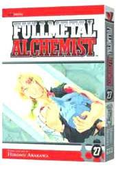 FULLMETAL ALCHEMIST 27 (OF 27)