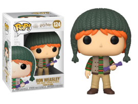 Pop! Movies: Harry Potter - Holiday Ron Weasley