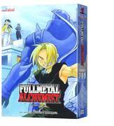 FULLMETAL ALCHEMIST OMNIBUS 03