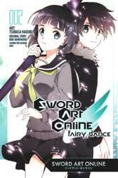 SWORD ART ONLINE FAIRY DANCE 02