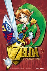 LEGEND OF ZELDA 02 Ocarina of Time 2