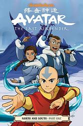 AVATAR LAST AIRBENDER 13 NORTH SOUTH PART 1