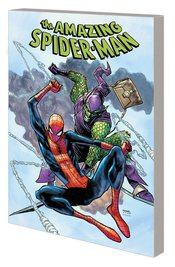 AMAZING SPIDER-MAN BY NICK SPENCER 10 GREEN GOBLIN
