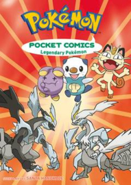 POKEMON POCKET COMICS LEGENDARY POKEMON