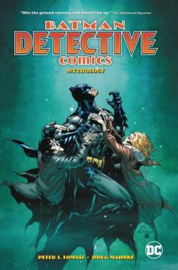 BATMAN DETECTIVE COMICS 01 MYTHOLOGY