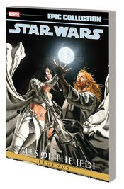 STAR WARS LEGENDS EPIC COLLECTION 01 TALES OF JEDI