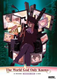 WORLD GOD ONLY KNOWS DVD COMPLETE SEASON ONE