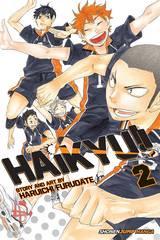 HAIKYU 02