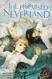PROMISED NEVERLAND 04
